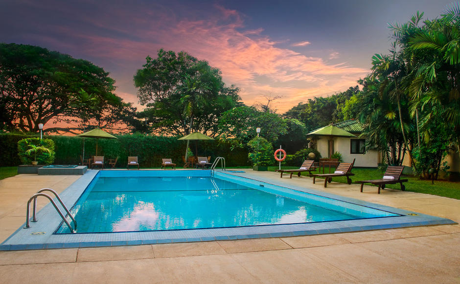 hotel outdoor pool. Outdoor-swimming-Pool-Ramada-katunayake Hotel Outdoor Pool