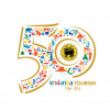 Srilanka-Tourism 50 years Anniversary Logo