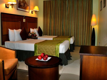Rooms at Ramada Katunayake