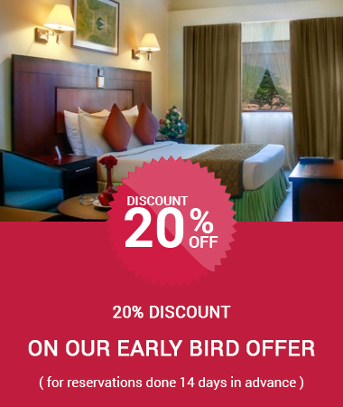 Hotel Room Early Bird Offer Ramada Katunayake Colombo